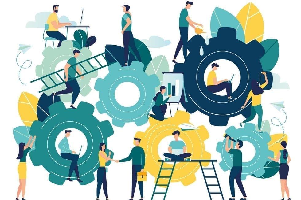 A força do cooperativismo