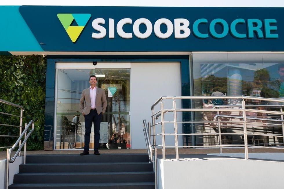 Sicoob Cocre inaugura Espaço de Negócios