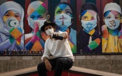Eduardo Kobra, o artista da periferia que dá vida aos muros das principais cidades do planeta