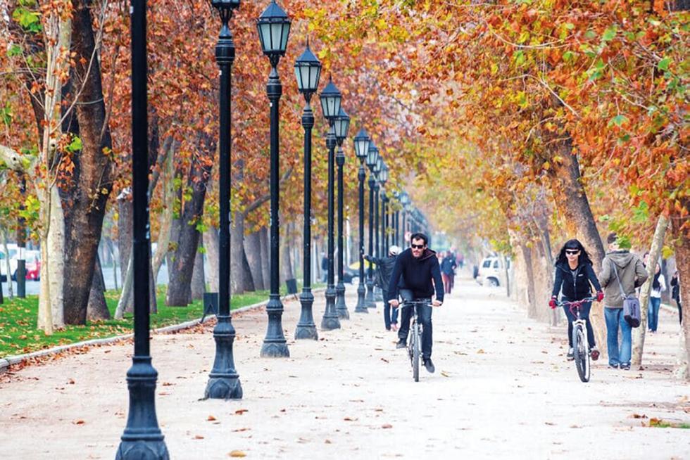 Bike Chile