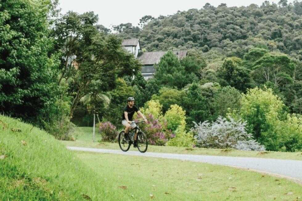 Bike Triângulo Serra